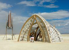 50 of the coolest Burning Man art installations ever [pics] - Matador Network