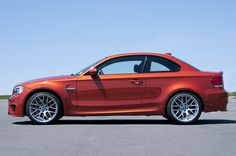 View detailed pictures that accompany our 2011 BMW 1 Series M Coupe: First Drive article with close-up photos of exterior and interior features. Dream Car Garage, My Dream Car, Dream Cars, Cool Sports Cars, Sport Cars, 135i, Bavarian Motor Works, Bmw M1, Dreams