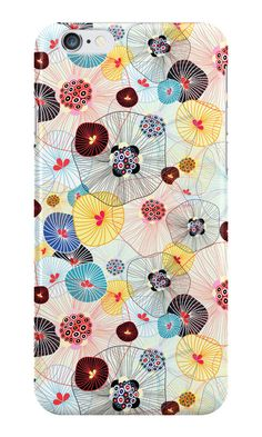 """""""abstract pattern"""" iPhone Cases & Skins by Tanor 