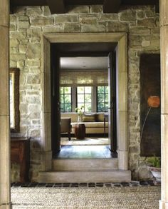 entrance hall door by mcalpine tankersley
