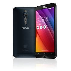 "ASUS ZenFone 2 5.5-Inch 64 GB Smartphone – Unlocked (Black)   ASUS ZenFone 2 5.5-Inch 64 GB Smartphone - Unlocked (Black) ASUS, ZenFone2 , Black, 5.5"" TFT LED Backlight (400nits) FHD IPS, Intel Atom Quad Core Z3580 (2.3GHz), PowerVR G6430, with OpenGL 3.0 support, 4GB LPDDR3, 2 SIM card slots, Micro SIM, GSM/GPRS/EDGE; HSPA+/DC-HSPA+; FDD-LTE, 64GB Storage, Micro SD Card slot support up to 64GB, Integrated 802.11AC, GPS, AGPS,  Android Lollipop 5.0  http://www.findcheapwireless.com.."