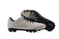 finest selection 952b3 69976 Nike Elite Tiempo Legend Ag All Gray Black Stylish
