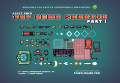 3 asset pack available for all @SuperpowersDev supporters !more...