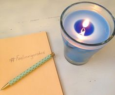 Fashion Maven... Mommy: Get Inspired – Get Glade® Blue Odyssey Candle! #ad #feelinvigorated