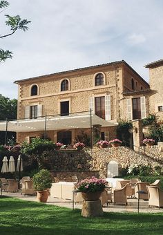 Places: La Residencia, Mallorca Spain