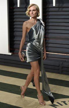 Diane Kruger - Vanity Fair Oscars party 2017