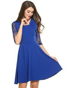 Kleid langarm mit gurtel
