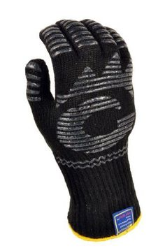 G  F 1682 Dupont Nomex Heat Resistant gloves for cooking grilling fireplace and oven Barbecue Pit Mitt BBQ Gloves Sold by 1 Piece >>> For more information, visit image link.