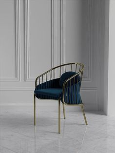 Modern Dining Chairs are every bit as important as your luxury dining table, so we reckon it's about time we pay them the attention they deserve Art Deco Chair, Art Deco Furniture, Design Furniture, Chair Design, Furniture Online, Fine Furniture, Furniture Ideas, Luxury Chairs, Luxury Dining Room