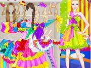 Barbie Sweet 16 Princess is a Dress Up game online at GaHe.Com. You can play Barbie Sweet 16 Princess in full-screen mode in your browser for free without any annoying AD.