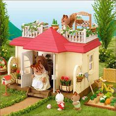 テラスのすてきなお家|Sylvanian Families