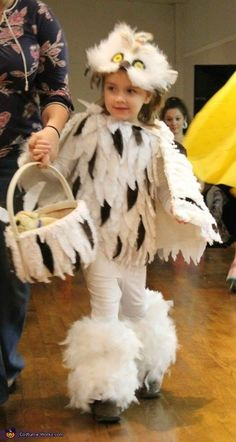 Snow owl specialty custom animal masks owls pinterest animal snow owl halloween costume contest at costume works solutioingenieria Image collections