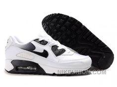 http://www.nikeunion.com/nike-air-max-90-light-white-black-new-release.html NIKE AIR MAX 90 LIGHT WHITE BLACK NEW RELEASE : $58.81