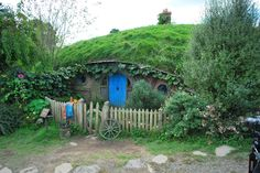 The Shire Hobbit house