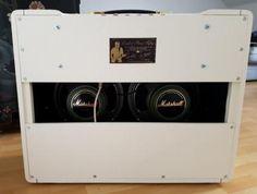Marshall JMP 50 Super Lead & Super Bass 1987X-PW Paul Weller The in Düsseldorf - Bezirk 1 | Musikinstrumente und Zubehör gebraucht kaufen | eBay Kleinanzeigen