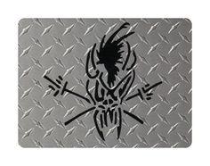 Awesome Music Mouse Pad Metallica Logo