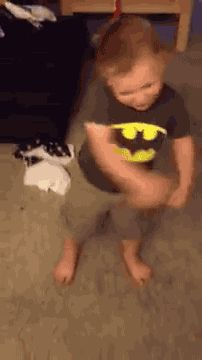 This kid and his amazing somersault. | 28 Kids Being Idiots This entire page is gold.