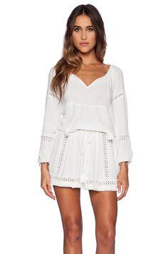 TRYB212 Isla Dress in White | REVOLVE
