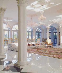 Cascade Lodge Luxury Homes Dream Home Design, My Dream Home, Luxury Home Decor, Luxury Interior, Interior Design, Arquitectura Wallpaper, Dream Mansion, Mansion Homes, Mansion Interior