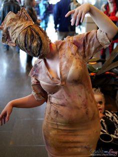 Silent Hill Nurse - Comiccon de Québec 2014