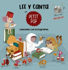 ANAYA - Lee y canta con petit pop (Tapa dura) Conte, Family Guy, Guys, Anaya, Fictional Characters, Pop Pop, Editorial, Products, Board Book