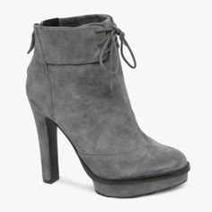 Mercy Suede Ankle Boot// by selma