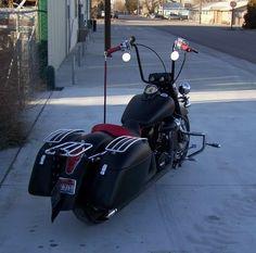 bancos para motos custom - Pesquisa Google