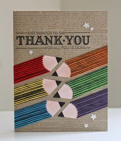 Little Bay Stampin': CCC#043: September Monthly Challenge - Primary Colors