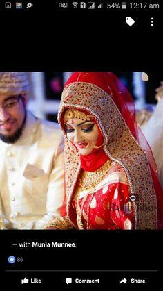 Muslimah Wedding Dress, Hijab Wedding Dresses, Hijab Bride, Bridal Outfits, Wedding Looks, Bridal Looks, Wedding Men, Dream Wedding, Bridal Hijab Styles