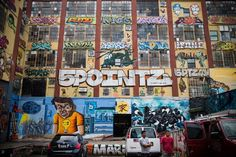 R.I.P., 5 Pointz. | 17 Beautiful, Depressing Photos To Remind You How Much It Sucks They Painted Over 5 Pointz