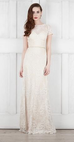 #CatherineDeane Avery gown | #weddingdress #bridal