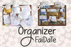che io giro a quelle che ancora non lo sanno. Diy Organization, Diy Organizer, Recycling, Classroom, Hobbies, Estate, Decor, Jeans, Blog