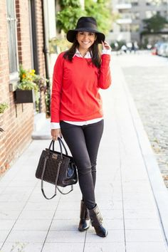 Accessorized for Fall with @searsstyle #SearsStyleFind