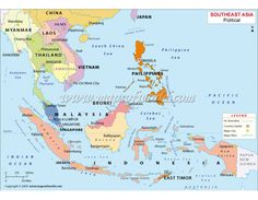 Buy Malaysia, Philippines and Singapore Map Online Singapore Map, Singapore Malaysia, Vientiane, Equador, Country Maps, Africa Map, North And South America, Palawan, Ho Chi Minh City