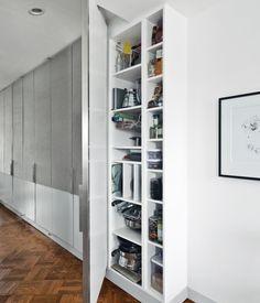 Dwell - corridor storage