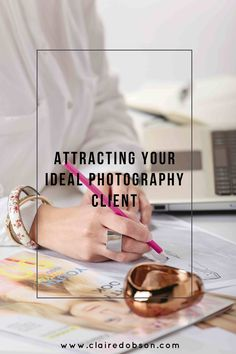 How to attract and find your ideal client **FREE WORKBOOK**