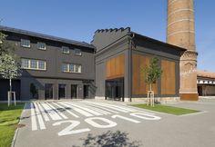 Factory No. 8 / OK Plan Architects