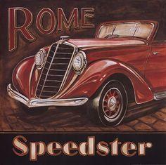 Rome - Speedster (Gregory Gorham)