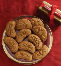 gingerbread recipe for cookie molds