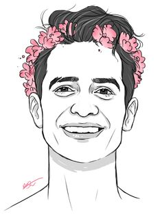 actualbrendonurie: spencejsmith submitted: the floral star to the trash can au that haunts us *quietly chants* flower nymph flower nymph flower ny