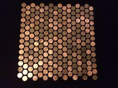 Penny Floor Tile Template/Jig (plexiglass) - Without Border | Penny ...