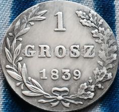 Poland 1839 1 Grosz coins copy Free shipping * Want additional info? Click on the image. #HomeDecor