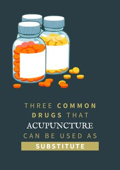 Say 'NO' to taking these drugs anymore :) #Acupunctureforpain #AcupunctureWorks #Acupuncturebenefits #tcm #traditionalchinesemedicine