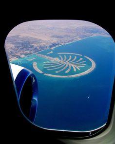 Palm Island, Dubai // #travel #photography