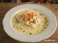 Tavaszi citromos csirkebecsinált leves - Receptek | Ízes Élet - Gasztronómia a mindennapokra