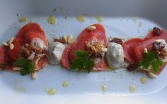 http://www.salsatilla.it/cuori-rossi-di-bufala-con-crema-di-melanzane-in-agrodolce/