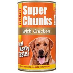 Super Chunks Chicken Dog Food (1.2Kg) @@@ Please be sure to check out this awesome product. (This is an affiliate link and I receive a commission for the sales)