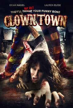 """""""A group of friends get stranded in a seemingly deserted small town and find… Horror Movie Posters, Horror Movies, Cinema Posters, Film Posters, Scary Movies, Hd Movies, Halloween Movies, Movies Online, Thriller"""