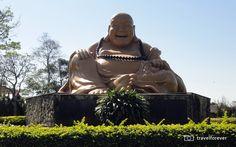 Belíssimo Templo Budista :: Foz do Iguaçu http://travelforever.com.br/2012/03/03/templo-budista-foz-do-iguacu/