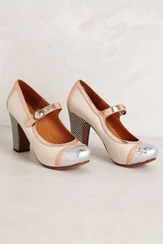 NIB Anthropologie Iona Mary-Janes by Chie Mihara Euro 36 Trendless and timeless #Anthropologie #MaryJanes